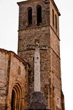 Vera Cruz Templar, Segovia Spain Royalty Free Stock Photography