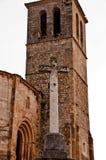 Vera Cruz Templar, Segovia Spanje Royalty-vrije Stock Fotografie