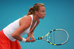 Vera Dushevina, professional tennis player Stock Images