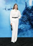 Vera Farmiga. At the Los Angeles premiere of `Godzilla: King Of The Monsters` held at the TCL Chinese Theatre in Hollywood, USA on May 18, 2019 stock image