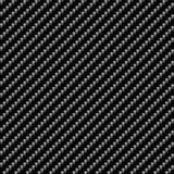 Vera fibra del carbonio illustrazione vettoriale