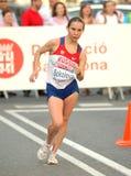 Vera Sokolova of Russia Royalty Free Stock Image