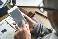 Verabredungs-Checkliste, die persönlichen Organisator Concept plant lizenzfreie stockfotografie