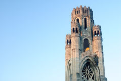 Veracruz Church. Church of La Veracruz, Carballino, Galicia, Spain Royalty Free Stock Images