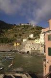Veranazza, Cinque Terre, Italy. Village of Veranazza, Cinque Terre, Italy Stock Image