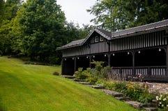veranda Fotografering för Bildbyråer