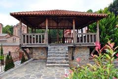 Veranda on open air Stock Image