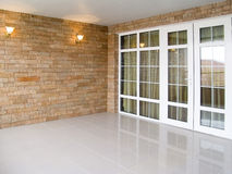 verandah Стоковое Изображение RF
