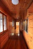 Verandahaus Lizenzfreie Stockfotografie