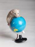 Verander de wereld Stock Fotografie