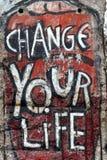 Verander Uw Leven Royalty-vrije Stock Afbeelding
