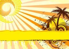 Verano Stock de ilustración