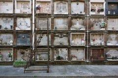 Verano cemetery Stock Photography