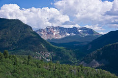 Verano de Colorado Foto de archivo libre de regalías