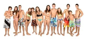 Verano de las adolescencias Fotos de archivo libres de regalías