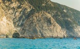 Verano de las islas jónicas Fotos de archivo