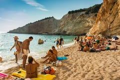 Verano de las islas jónicas Fotografía de archivo