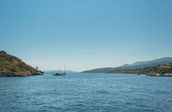 Verano de las islas jónicas Fotos de archivo libres de regalías