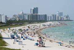 Verano de Miami Beach Foto de archivo