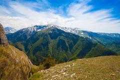 Verano del día de la montaña fotos de archivo libres de regalías