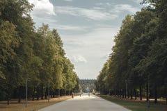 Verano en Dresden Fotos de archivo libres de regalías