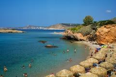 Verano en Grecia Fotografía de archivo