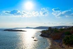 Verano en Grecia Fotos de archivo libres de regalías
