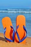 Verano en la playa Fotografía de archivo libre de regalías