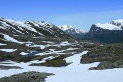 Verano en montañas Imagen de archivo