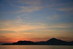 Verano en Montenegro Imagen de archivo