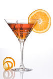Verano en naranja Foto de archivo libre de regalías
