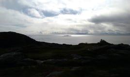 Verano en Noruega Imagen de archivo