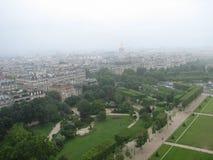 Verano en París Imagenes de archivo