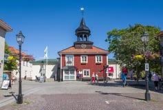 Verano en Trosa, Suecia Fotos de archivo