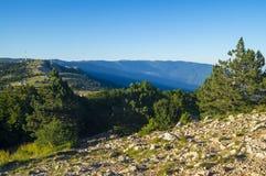 Verano Mountain View crimeo Foto de archivo