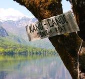 Verano por el lago Fotos de archivo