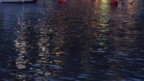 Verano por el río almacen de metraje de vídeo