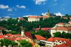 Verano Praga Imágenes de archivo libres de regalías