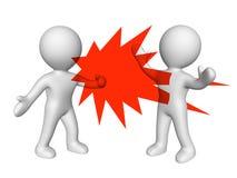 Free Verbal Violence Royalty Free Stock Image - 41900506