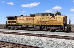 Verbands-Pazifik-Lokomotive Lizenzfreies Stockbild