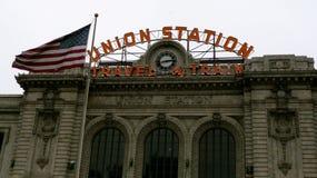 Verbands-Station Denver Stockfoto