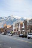 Verbands-Station ogden herein Utah lizenzfreies stockfoto