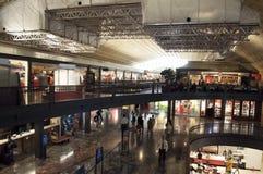Verbands-Stations-Einkaufen Lizenzfreie Stockfotografie