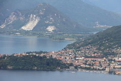 Verbania Stock Image