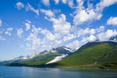 Verbazend Alaska Stock Fotografie