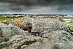 Verbazend Bretagne Royalty-vrije Stock Fotografie