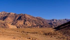 Verbazend Kunstenaarspalet bij het Nationale Park van de Doodsvallei in Californië Royalty-vrije Stock Foto's