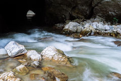 Verbazend landschap Targu Jiu Stock Afbeeldingen