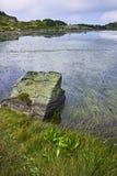 Verbazend Landschap van het Vissenmeer, de Zeven Rila-Meren, Royalty-vrije Stock Foto