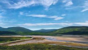 Verbazend Schots Landschap stock footage